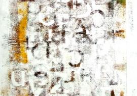 """Mano abecelė"", 2001."