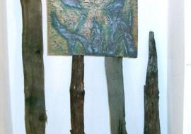 Medžio raižinio klišė, 2003.
